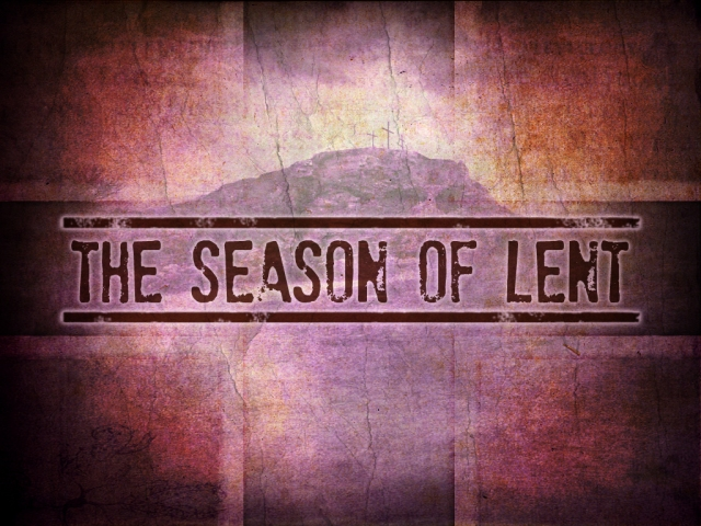 TheSeasonOfLent